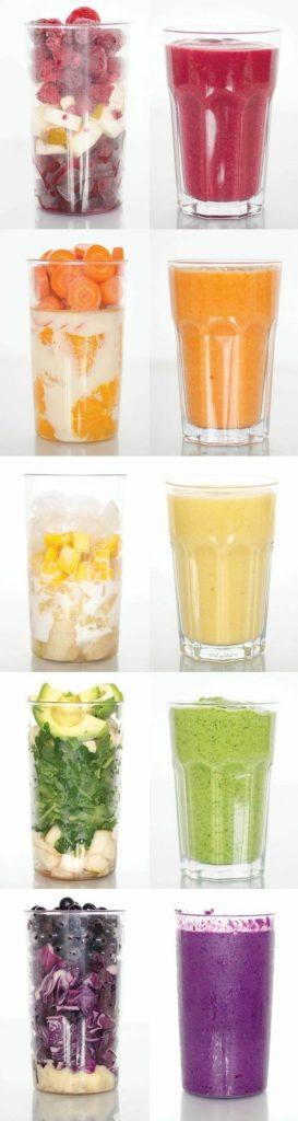 L'art du smoothie pour débutant